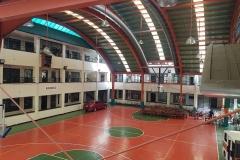 Brigada Eskwela at Bonifacio Javier National High School.