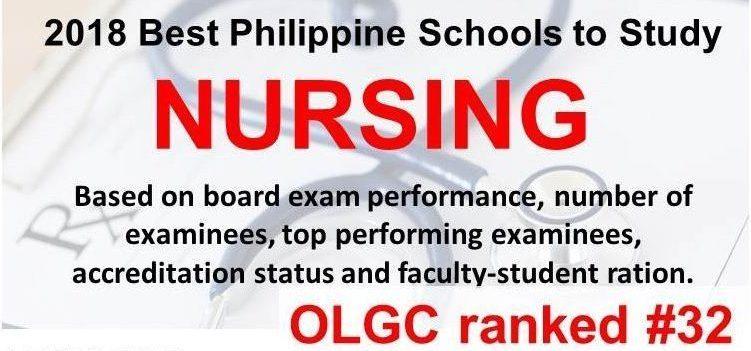 2018 Best Philippine Schools to Study Nursing